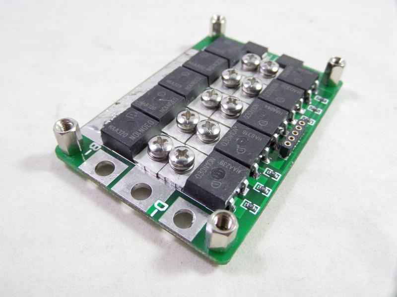 gpb-20磷酸铁锂电池保护板