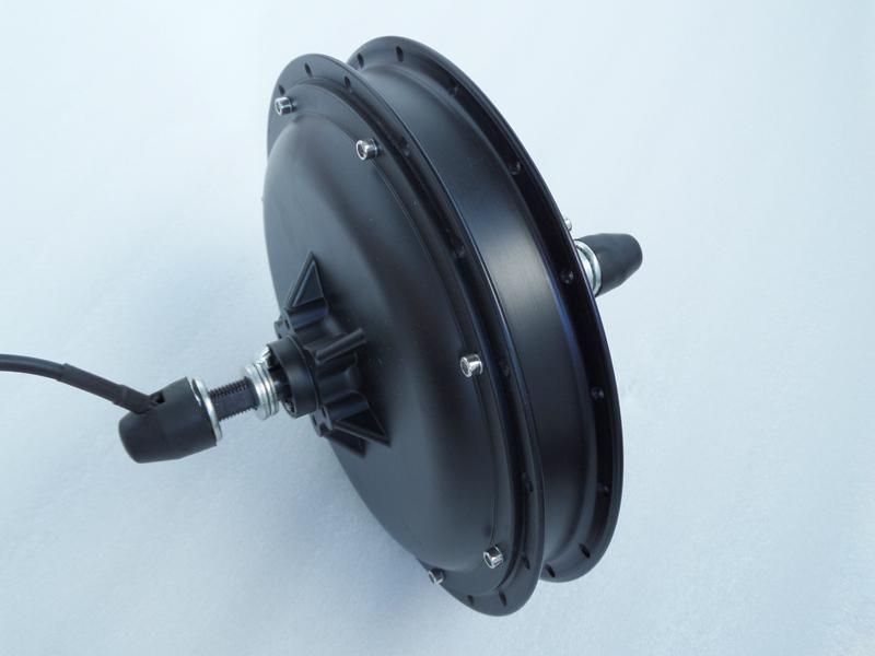 Brushless hub motor 48v 1000w rear wheel powerful motor for Most powerful brushless motor